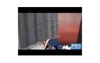焊接散热器视频